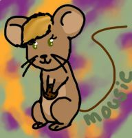 Mousie Me by MousieDoodles