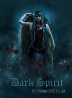 Dark Spirit by moonchild-ljilja