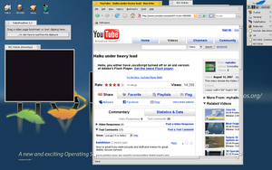 Watching video from YouTube by beos-zealot