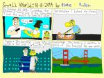 Small World #13 by BARproductions
