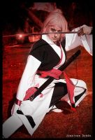 Baiken - Guilty Gear by iamchipi