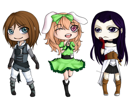 Chibi Resquests by oOTearlessOo