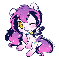 :AT: Just as Cute as Sparkly! by ChocoberryLollipop
