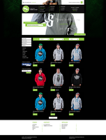 HH, RAP ONLINE SHOP by trkwebdesign