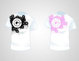 CyberGamer Shirt Concept by MasFx