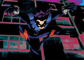 Nightwing by the-Jeb-D