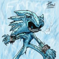Ultimate lifeform: Frost by Jolleboi