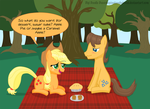Apple Pie or a Caramel Apple by DespisedAndBeloved