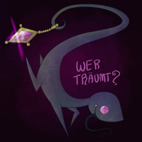 Wer Traumt? by cheesecakecauldron