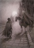 The king of Angmar by edarlein