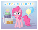 Happy Birthday Willow by phillipant