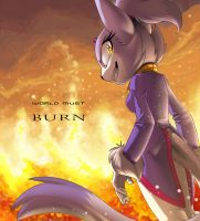 World must BURN! by Anakonda1331