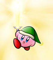Sword Kirby by Rosa-Mystical