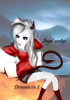 :Nuevo estilo: Angel - Demonio by susicrazyhedgehog