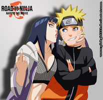 NaruHina - Road To Ninja by PinkGirl123