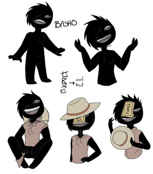 [MOCCHIN] Basho, the public cult leader by Sukeiisu