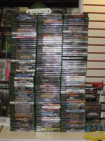 200 Xbox Games... by cielduargent