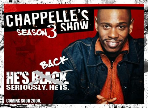 Chappelle's Show Season 3 by sma003