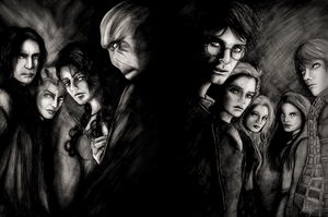 Harry Potter and the Deathly Hallows by Gorgaidon
