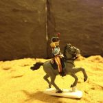 Trumpeter, elite company, 2nd French Hussars by rhoajo01