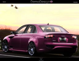 Audi RS4 666 by DemoDesign