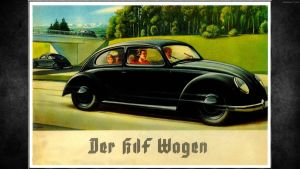 3RD REICH VW Moment in time by PanzerBob