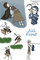 Jill Frost by modestfashionqueen
