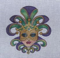 Purple and Green Jester by HouseofChabrier