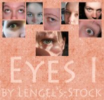 Eyes Pack I by Lengels-Stock