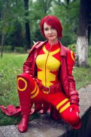 Rachel cosplay 4 by Shiera13
