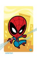 Spiderman by Montygog