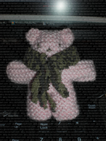 Pink Teddy for JJ by AKRY