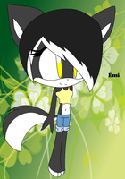 +:Floral Skunk:+ by KittyBat1234