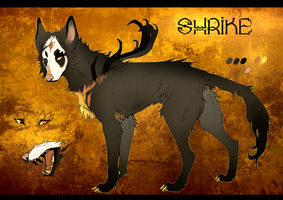 Ref: SHRIKE by DoctorCritical