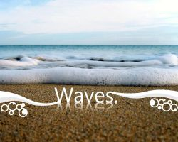 Waves Wallpaper by IdiocyX