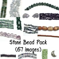 Stone Bead Pack by Sage-Dreamer