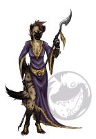 The MATRIARCH by draconess02