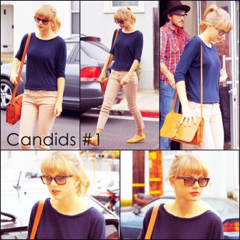 Taylor Swift Candids #1 by Teeffy