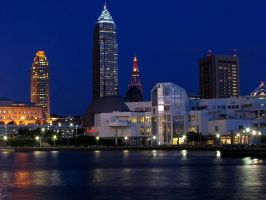 Cleveland Lights by fusionpanda