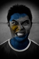 world cup face 1 by Ronaldwei