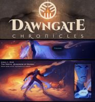 The Dawngate Chronicles - Page 31 Preview by nicholaskole