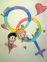 Love is Love 1 by ElsieStory