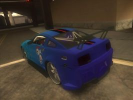 Ford Mustang GT Drift Noise Bomb 2 by soap141