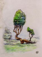The Tree by LaughtonMcCry