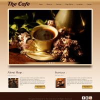 The Cafe by Ambrozial