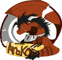 Arakod Badge by S-Arcano