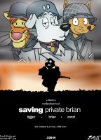 Saving Private Brian by wolfjedisamuel