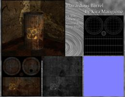 Hazardous Barrel Texture Pt. 2 by TwinkleCarnage