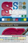 Stripes Illustrator Graphic St by gruberdesigns