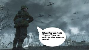 FCV: Call of Duty Planes by octupus8